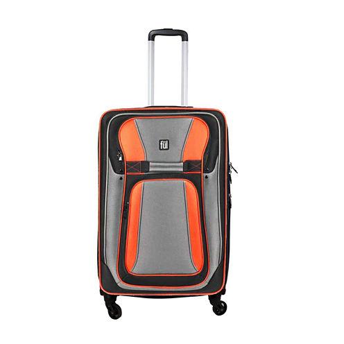 "ful Delancey Softside 24"" Spinner Upright Luggage"