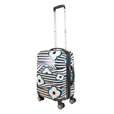 "jcpenney.com | ful Floral Hardside 20"" Spinner Upright Luggage"