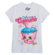Shopkins Short-Sleeve V-Neck Tee - Girls 7-16