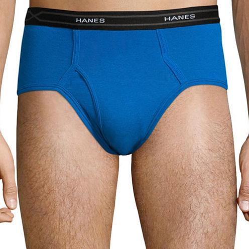 Hanes Men's X-Temp® Comfort Cool® FreshIQ™ Mid Rise Brief 4-Pack