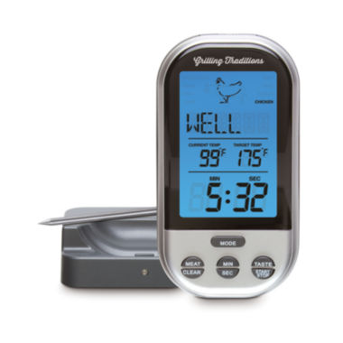 jcpenney.com |  Barbeque Wireless Grill Thermometer