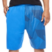 The Foundry Supply Co.™ Linear Basketball Shorts - Big & Tall