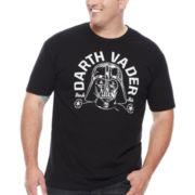 Fifth Sun™ Short-Sleeve Darth Vader Tee - Big & Tall