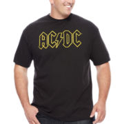 Fifth Sun™ Short-Sleeve ACDC Tee - Big & Tall
