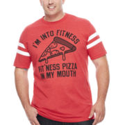 Well Worn Short-Sleeve Into Fitness Tee - Big & Tall