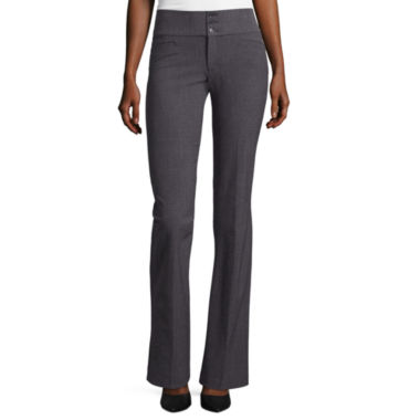 jcpenney.com | Hollywould Classic-Fit 3-Button Pants