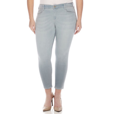 jcpenney.com | Arizona Luxe Stretch Jeggings - Juniors Plus