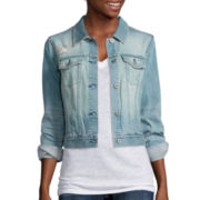 Arizona Destructed Denim Jacket