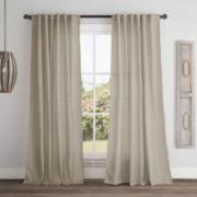Back Tab Curtain Panel