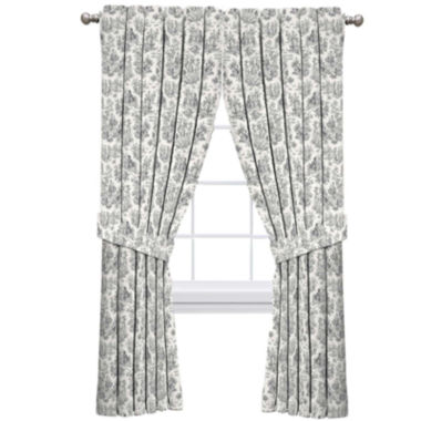 jcpenney.com | Charmed Life Rod-Pocket Curtain Panel