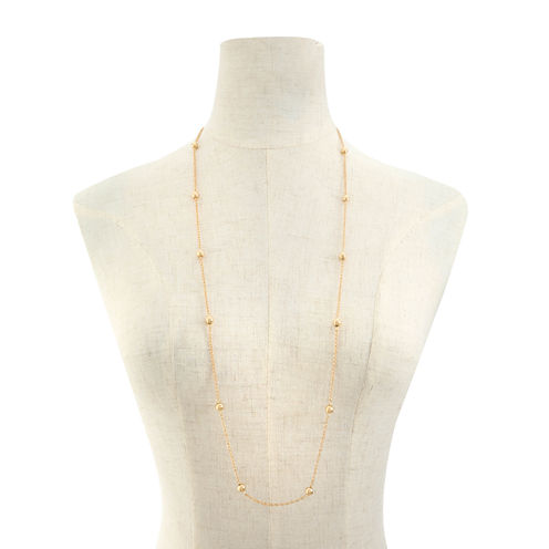 Liz Claiborne Womens Strand Necklace