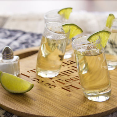 jcpenney.com | Personalized Tequila Shooter Shot Glass Set