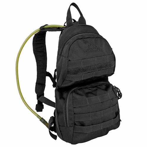 Red Rock Outdoor Gear Cactus Hydration Pack - Black
