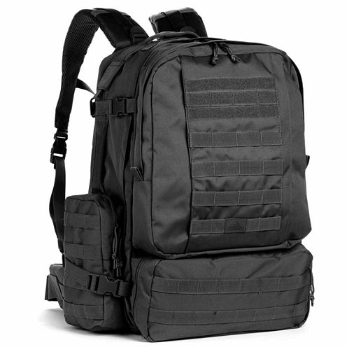 Red Rock Outdoor Gear Diplomat Backpack - Black