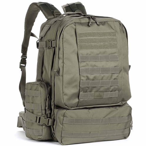 Red Rock Outdoor Gear Diplomat Backpack - Olive Drab