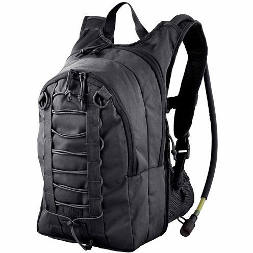 Red Rock Outdoor Gear Drifter Hydration Pack - Black