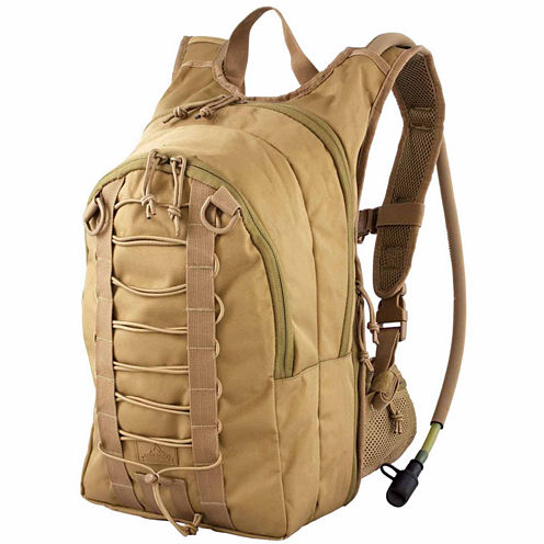 Red Rock Outdoor Gear Drifter Hydration Pack - Coyote