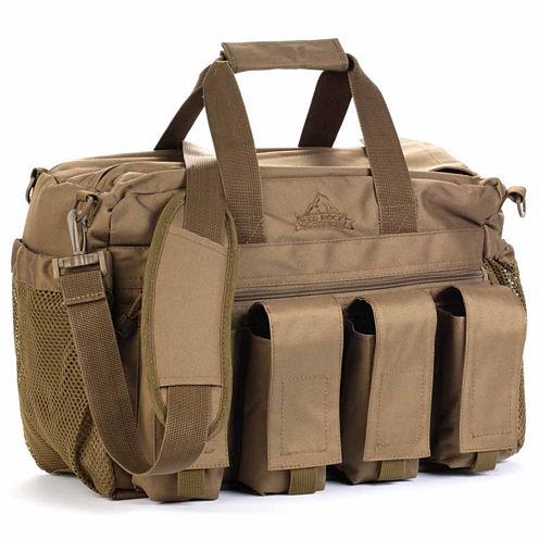 Red Rock Outdoor Gear Range Bag - Coyote