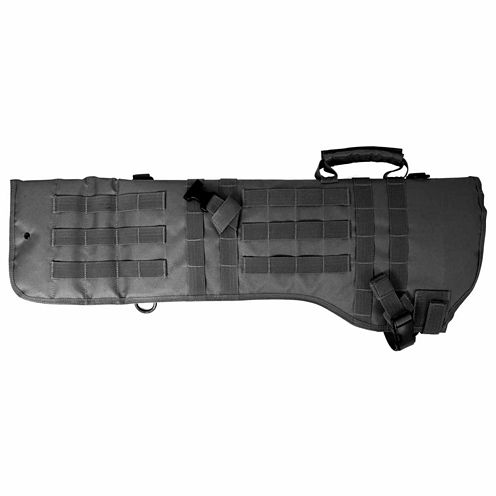 Red Rock Outdoor Gear MOLLE Rifle Scabbard - Black