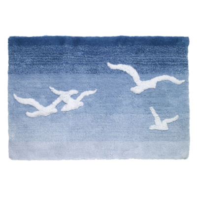 Avanti Seagull Bath Rug