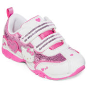 Hello Kitty® Lil Alexa  Girls Athletic Shoes - Toddler