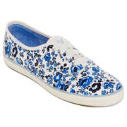 Keds® Champion Floral Sneakers