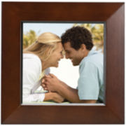 "Dakota Square Wood 5x5"" Picture Frame"