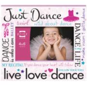 Live Love Dance 4x6