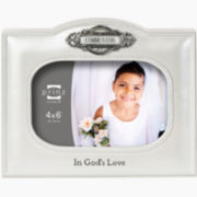 "Count Your Blessings Communion 4x6"" Picture Frame"