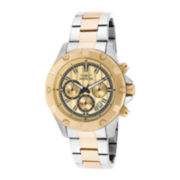 Invicta® Mens Two-Tone Chronograph Watch