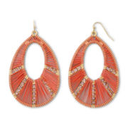Decree® Dreamcatcher Teardrop Earrings
