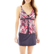 Free Country® Tankini Swim Top or Skirted Bottoms