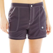 Free Country® Woven Swim Shorts