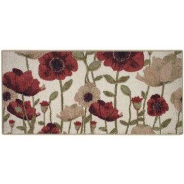 jcpenney.com | Floral Couture Kitchen Rectangular Rugs