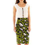 Worthington® Beaded Shirt or Long Pencil Skirt