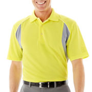 PGA TOUR® Pro Series Airflux Colorblock Polo