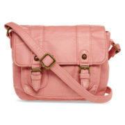 Arizona Washed British Crossbody Bag
