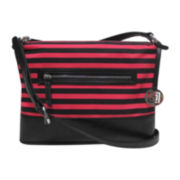 Liz Claiborne Zoey Nylon Crossbody Bag