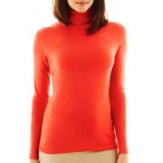 Worthington® Essential Long-Sleeve Turtleneck Sweater