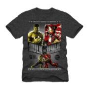 Marvel® Hulk™ vs. Hulkbuster™ Graphic Tee