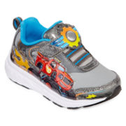 Nickelodeon™ Blaze Boys Athletic Light-Up Sneakers - Toddler