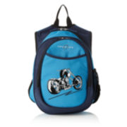 Obersee® Motorcycle Kids All-In-One Backpack with Integrated Cooler