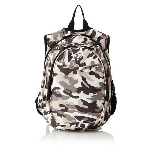 Obersee® Kids All-in-One Camo Backpack with Cooler