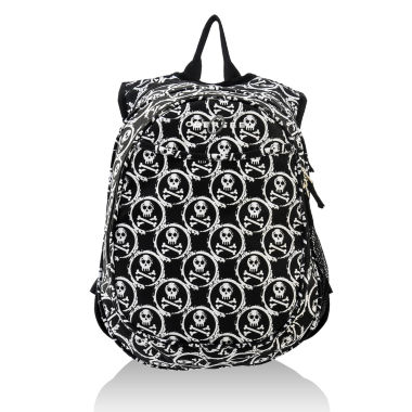jcpenney.com | Obersee® Kids All-in-One Skulls Backpack with Cooler