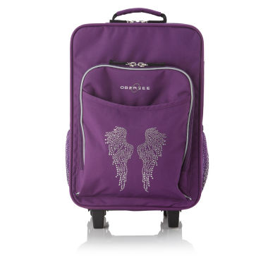 jcpenney.com | Obersee® Kids Angel Wings Luggage with Integrated Cooler