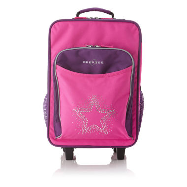 jcpenney.com | Obersee® Kids Bling Star Luggage with Integrated Cooler