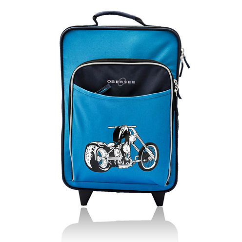 Obersee® Kids Motorcycle Luggage with Integrated Cooler
