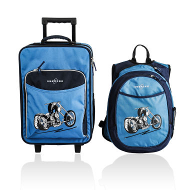 jcpenney.com | Obersee Kids Suitcase and Backpack Set with Integrated Cooler