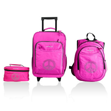 jcpenney.com | Little Kids 3-pc. Luggage Set
