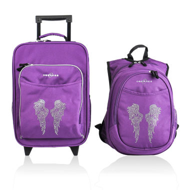 jcpenney.com | Suitcase And Backpack Set With Integrated Cooler